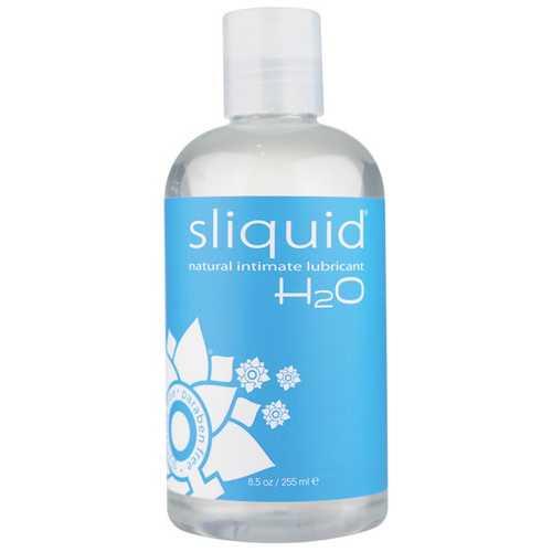 Sliquid H20 Intimate Lube Glycerine & Paraben Free - 8.5 oz