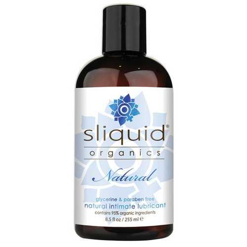 Sliquid Organics Natural Intimate Lubricant - 8.5 oz