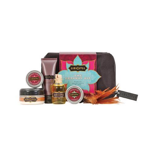 Kama Sutra Getaway Kit - Asst. Flavors
