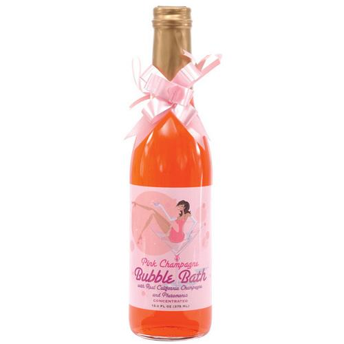 Pink Champagne Bubble Bath - 12.2 oz w/Pheromones