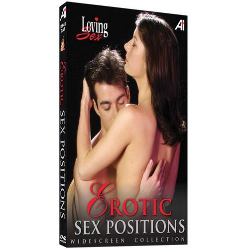 Erotic Sex Positions Widescreen Collection DVD