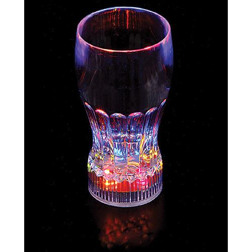 "5.75"" Flashing Glass - 10 oz"