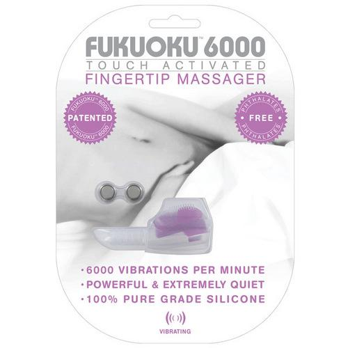 Fukuoku 6000 Touch Activated Fingertip Massager