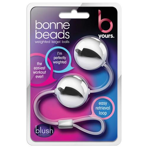 Blush B Yours Bonne Beads - Silver