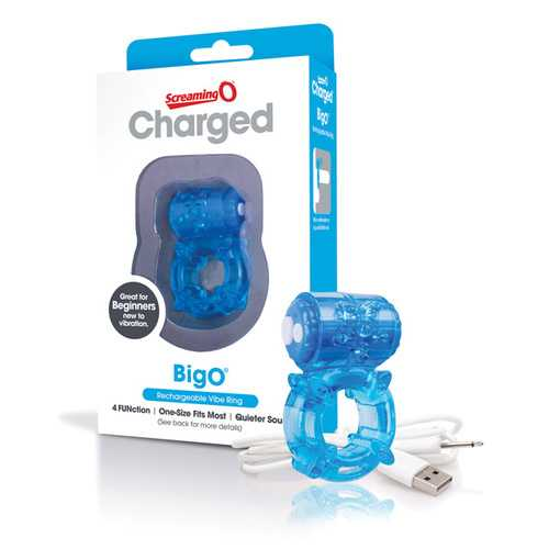 Screaming O Charged Big O - Blue
