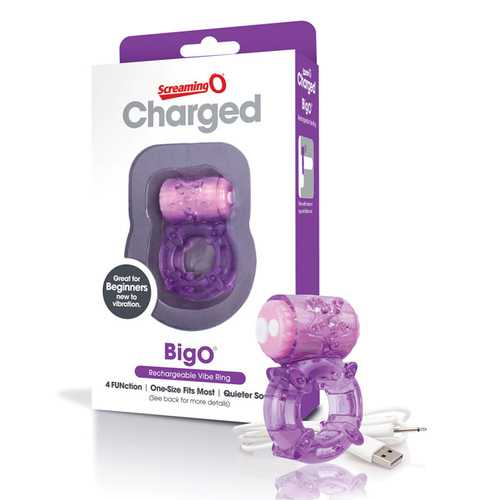 Screaming O Charged Big O - Purple