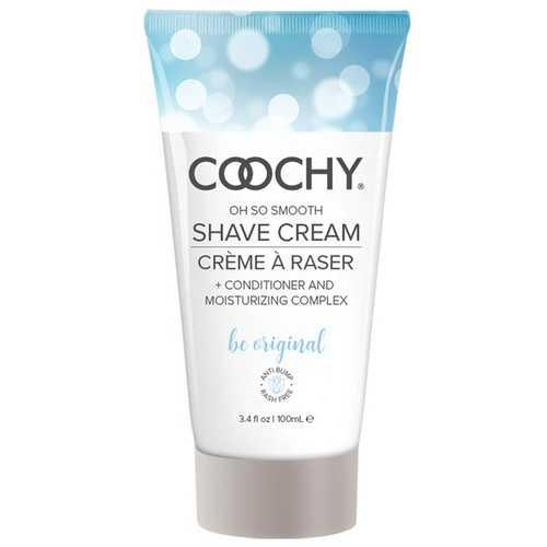 COOCHY Shave Cream - 3.4 oz Be Original
