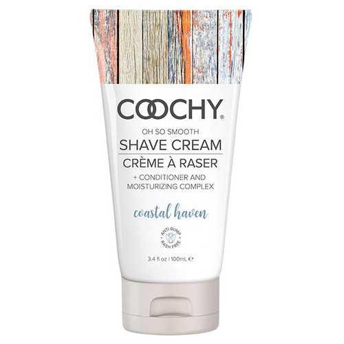 COOCHY Shave Cream - 3.4 oz Coastal Haven