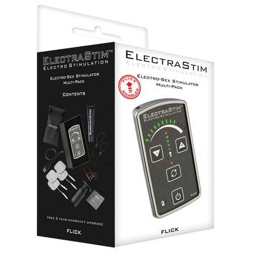 ElectraStim Flick Stimulator Multi Pack