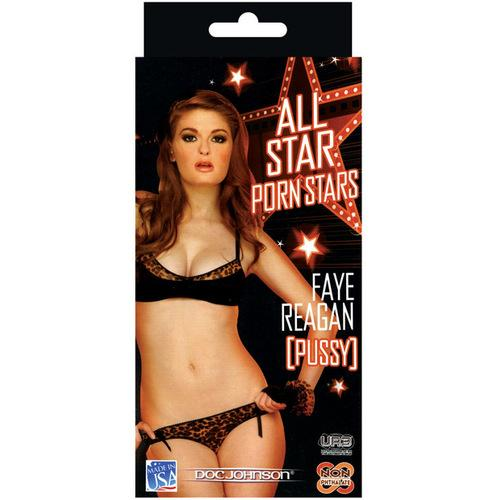 All Star Porn Stars Ultraskyn Pocket Pal - Faye Reagan