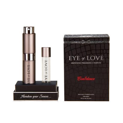 Eye of Love Confidence Arousing Pheromone Parfum w/Refill - 16 ml