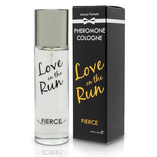 Love on the Run Pheromone Male Body Spray - 30 ml Fierce