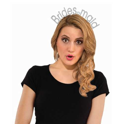 Available 5/15/18 Bridesmaid Headband