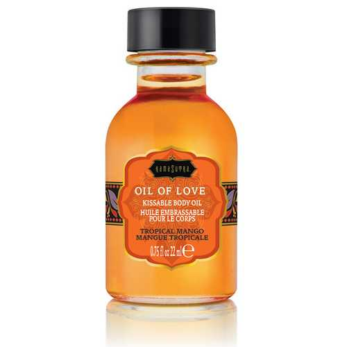 Kama Sutra Oil of Love - .75 oz Tropical Mango