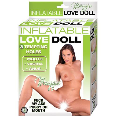 Inflatable Love Doll - Maggie