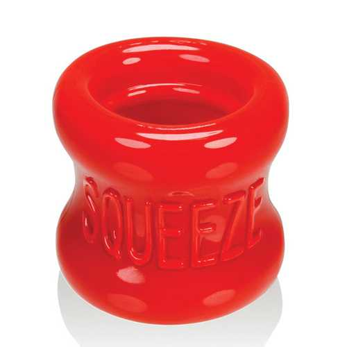 Oxballs Squeeze Ball Stretcher - Red