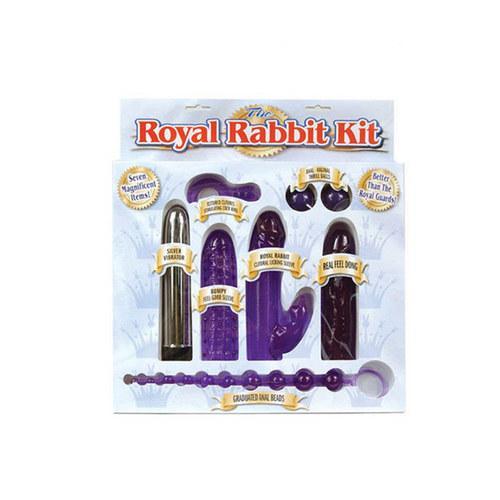 Royal Rabbit Kit - Purple