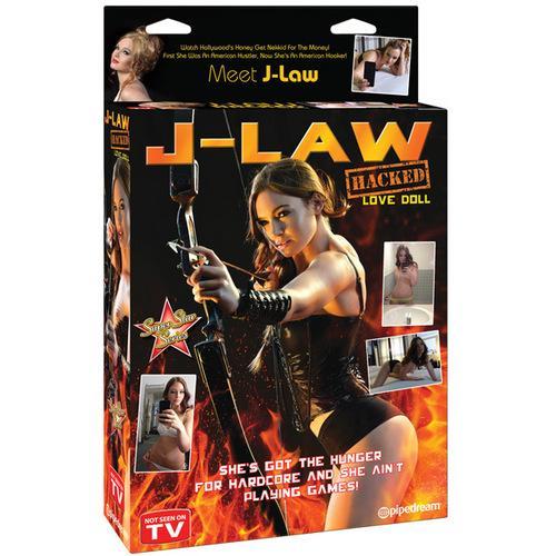 J Law Love Doll