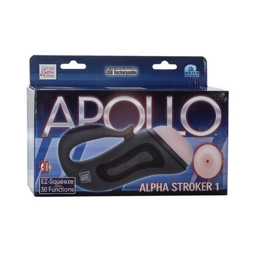 Apollo Alpha Stroker 1 - Grey Gender Neutral