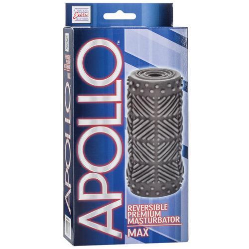 Apollo Max Reversible Premium Masturbator - Grey