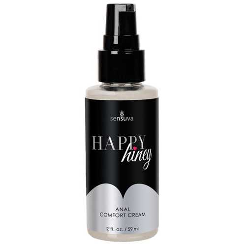 Sensuva Happy Hiney Anal Comfort Cream - 2 oz