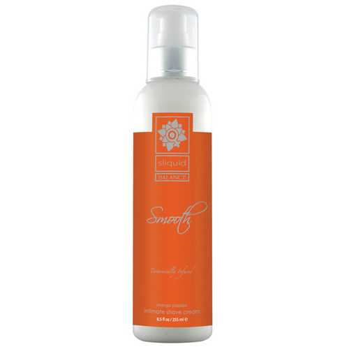 Sliquid Balance Smooth Shave Cream - 8.5 oz Mango Passion