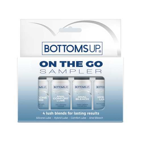 Bottoms Up On The Go Sampler - Asst. 1 oz Pack of 4