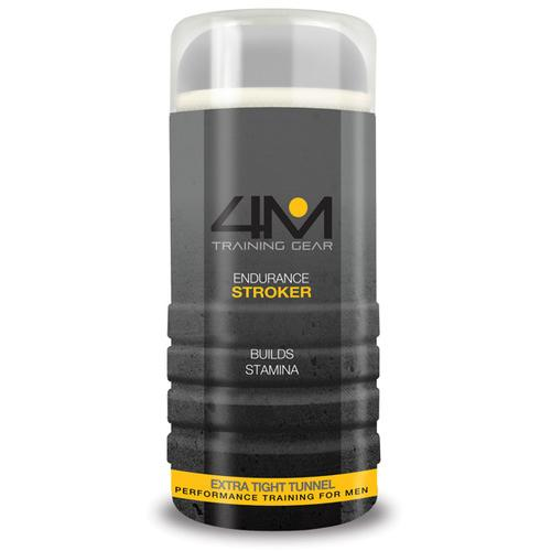 4M Training Gear Endurance Stroker - Clear