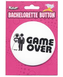 Bachelorette Button - Game Over