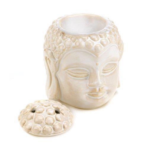 Buddha Head Serenity Oil Warmer (pack of 1 EA)