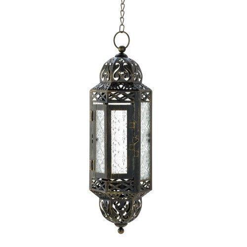 Intricate Hanging Moroccan Lantern (pack of 1 EA)