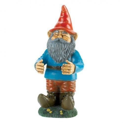 Beer Can Holder Gnome Statue (pack of 1 EA)