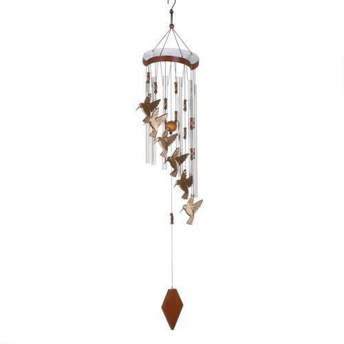 Hummingbird Cascading Windchime (pack of 1 EA)