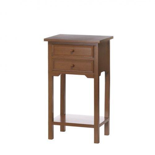 Natural Wooden Side Table (pack of 1 EA)