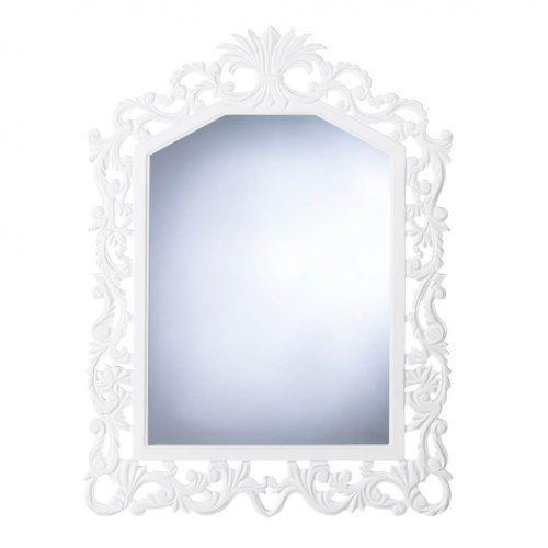 Fleur-de-lis Wall Mirror (pack of 1 EA)