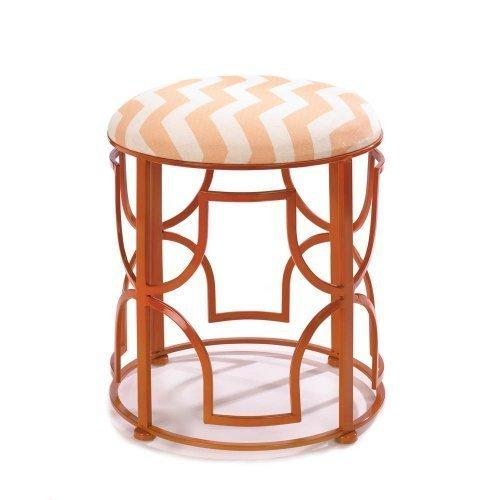 Chic Chevron Stool (pack of 1 EA)