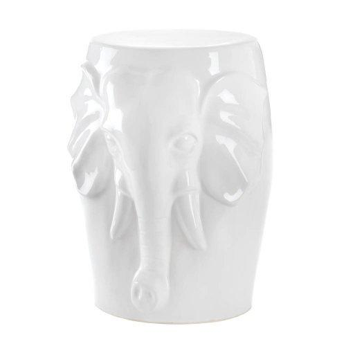 Elephant Decorative Stool (pack of 1 EA)