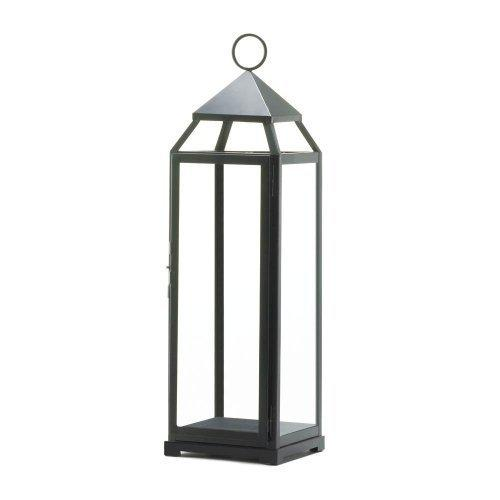 Extra Tall Black Contemporary Lantern (pack of 1 EA)