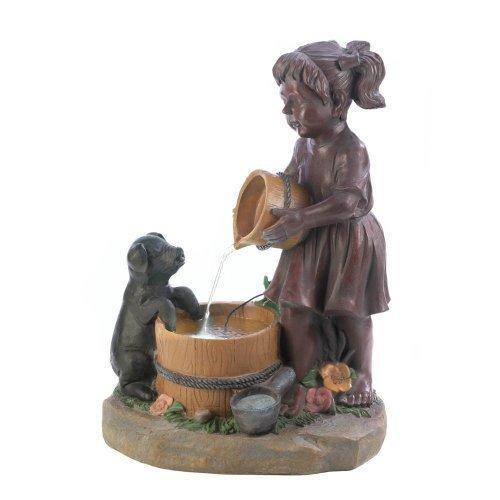 Bucketful Outdoor Fountain (pack of 1 EA)