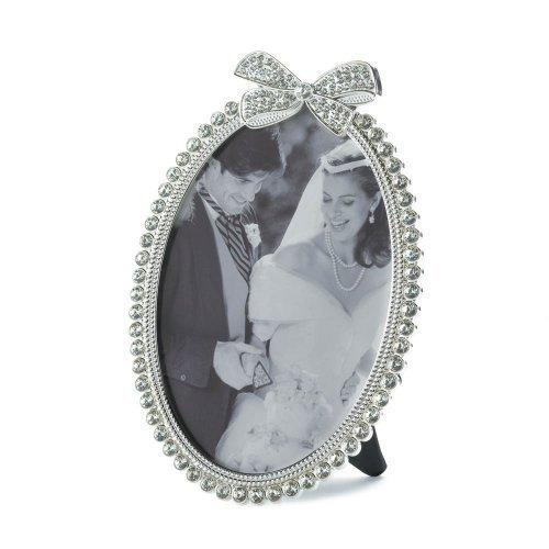 Beautiful Bow Photo Frame 5x7 (pack of 1 EA)