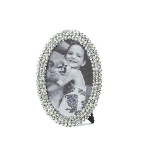 Dazzling Oval Frame 4x6 (pack of 1 EA)