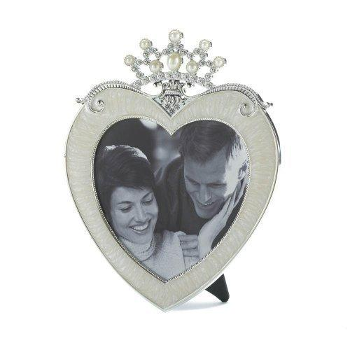 Heart Crown Frame 5x5 (pack of 1 EA)