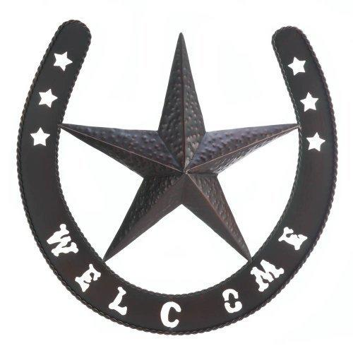 Western Star Wall Decor (pack of 1 EA)