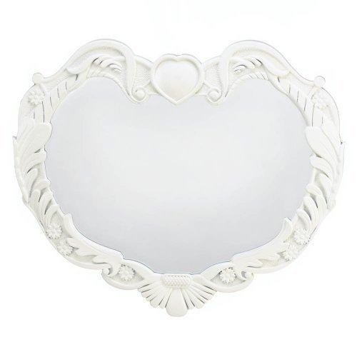 Angel Heart Wall Mirror (pack of 1 EA)
