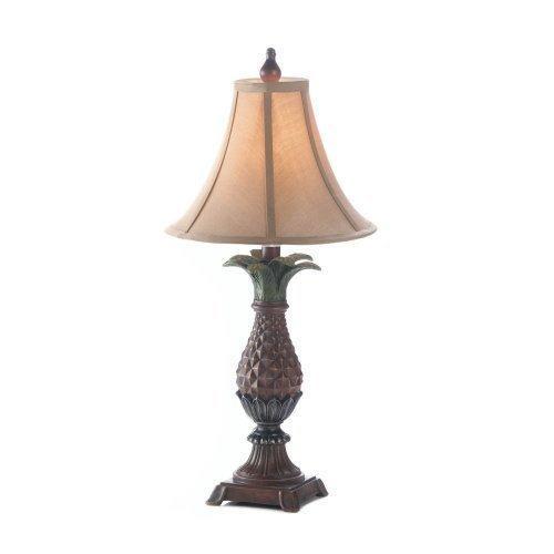 Pineapple Table Lamp (pack of 1 EA)