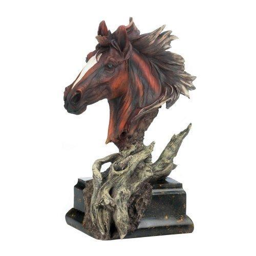 Driftwood Stallion Sculpture (pack of 1 EA)