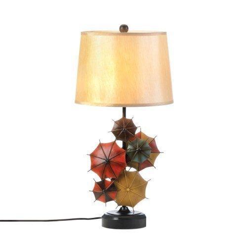 Colorful Umbrella Table Lamp (pack of 1 EA)