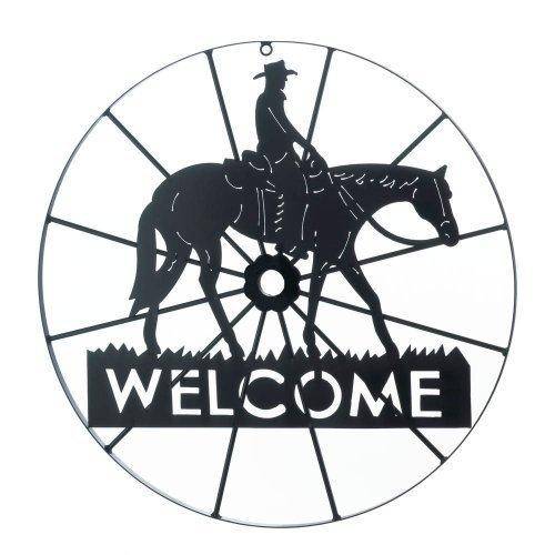 Cowboy Welcome Sign (pack of 1 EA)