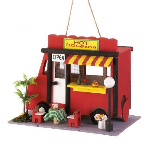 Hot Dog Birdhouse (pack of 1 EA)