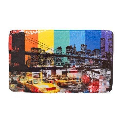 Brooklyn Bridge Floor Mat (pack of 1 EA)